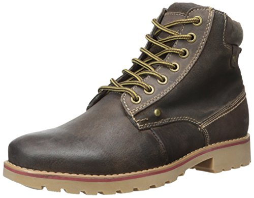 Steve Madden Men's Canterr Winter Boot, Brown, 10 M US