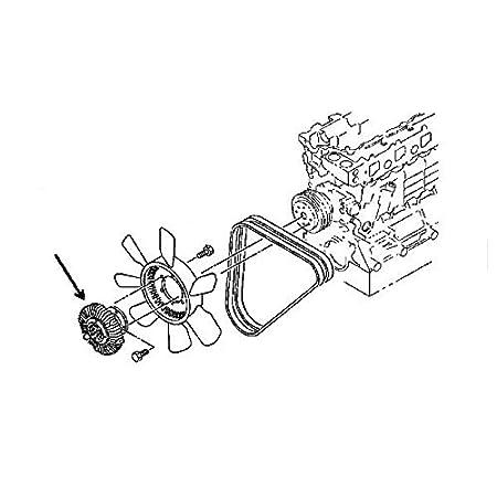 Isuzu T6500 Alternator Wiring Diagram