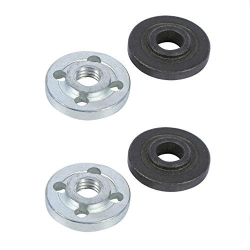 grinder flange nut kit - 3