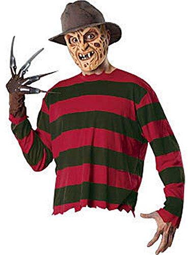 Rubie's Costume Co Freddy Krueger Cost Set Costume, Standard -