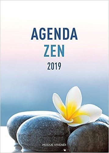 Agenda zen: Collectif: 9782897761028: Amazon.com: Books