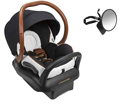 Maxi-Cosi Mico Max 30 Rachel Zoe Jet Set Special Edition Infant Car Seat with Back Seat Mirror