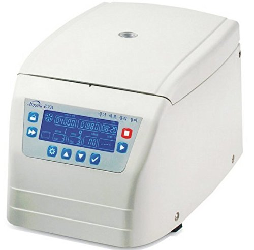 PRP Cosmetic Centrifuge Medical Centrifuge Korean LCD digital display low speed