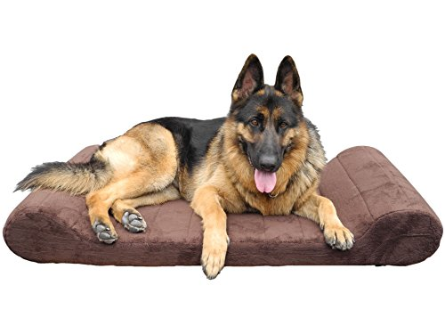 Go Pet Club HH-34 Pet Sofa, Brown by Go Pet Club