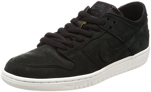 NIKE Men's SB Zoom Dunk Low Pro Decon Black/Summit White Skate Shoe 10.5 Men US