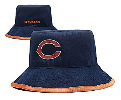 4346320f5 wholesale chicago bears sun hat 191c7 b415b