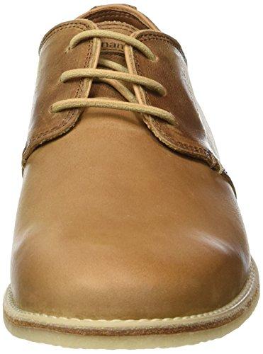 Panama Jack Goodman, Zapatos de Cordones Derby para Hombre Braun (Bark)