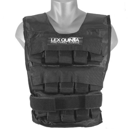 Lex Quinta Gewichtsweste Heavy Duty- 30 Kg