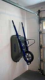Amazon.com: LeHigh Crawford Wheelbarrow Holder #WBH-6: Home