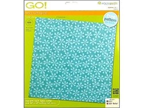 - Go! Fabric Cutting Dies-Square 8-1/2