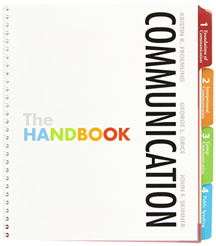 Communication: The Handbook with MyCommunicationLab and Pearson eText