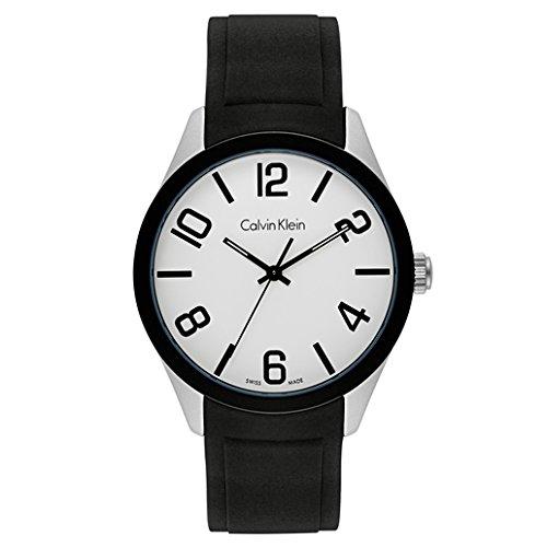 Calvin Klein Color Men's Quartz Watch K5E51CB2