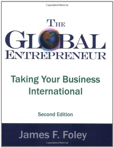 The Global Entrepreneur Second Edition