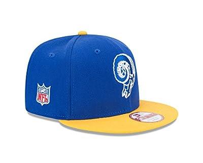 NFL Historic Los Angeles Rams Baycik 9FIFTY Snapback