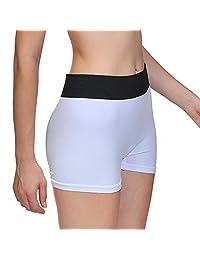 LastFor1 Women Underwear Boyshorts Panties Briefs Plus Size 3 Pack