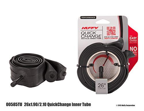 bicycle quick change inner tube