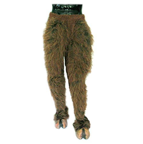 Zagone Studios Brown Hairy Legs & Hooves Costume Combo -