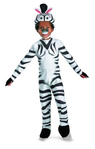 Disguise Madagascar 3 Marty The Zebra Classic Costume
