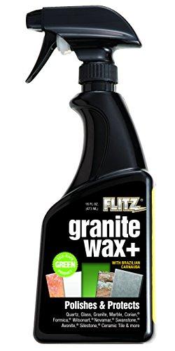 Flitz GRX 22806 Yellow Granite Waxx Plus, 16 oz. Spray Bottle