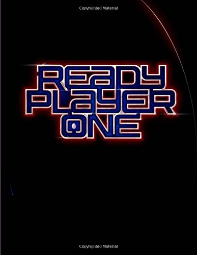Ready Player One  Coloring Book  Unofficial Book Inspired By 2018 Film By Steven Spielberg