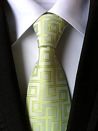 LLTYTE Corbata de Lazo Moda de Ancho 31 Colores Corbata de Seda ...