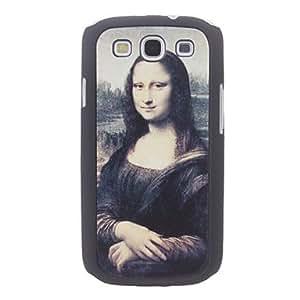 YXF The Mona Lisa Design Hard Case for Samsung Galaxy S3 I9300
