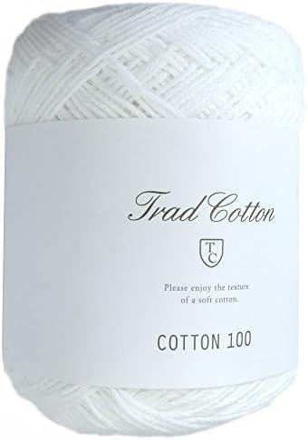 Tejido a mano de algodón 100 algodón 100 g col.10 col.1 5 conjunto ...