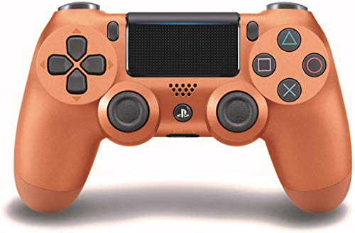 DualShock 4 Wireless Controller for PlayStation 4 - Copper [Discontinued] 1