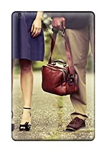 Premium Protection Office Couple Man And Woman Case Cover For Ipad Mini/mini 2- Retail Packaging