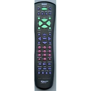 amazon com rca tv vcr remote control 240895 crk76ta1 no rh amazon com RCA Alarm Clock Radio Manuals RCA Clock Radio Manual