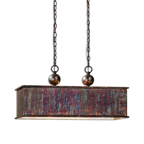 Uttermost 21922 Albiano Rectangle 2-Light (Ck Generic 1 Light)