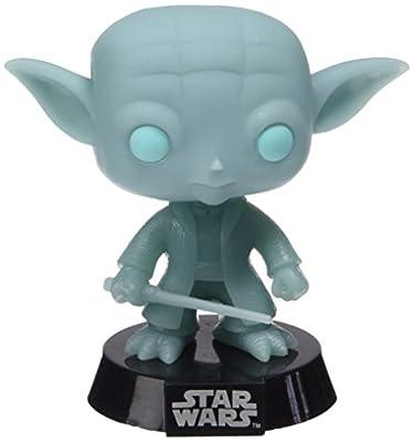 Funko Pop! Star Wars #02 Yoda Spirit