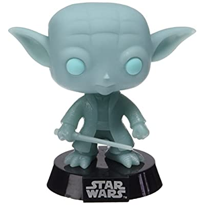 Funko Pop! Star Wars #02 Yoda Spirit: Toys & Games