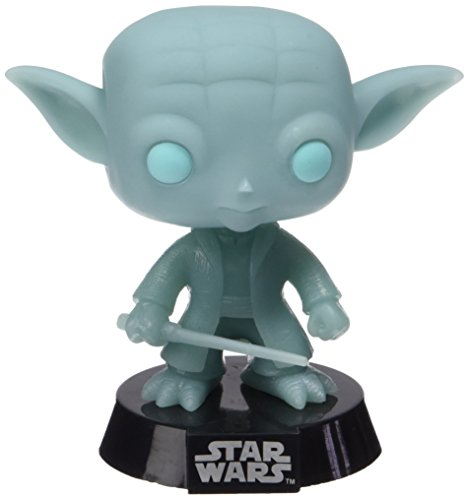 Funko Pop! Star Wars #02 Yoda Spirit