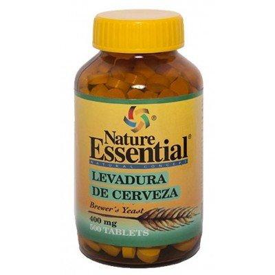 LEVADURA DE CERVEZA 400 mg 500 comprimidos