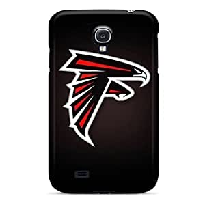 Galaxy S4 Case, Premium Protective Case With Awesome Look - Atlanta Falcons