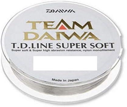Daiwa Team TD Super Soft 3000m 0,30mm 8,6kg Transparente Monofile Schnur