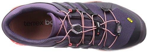 Adidas - Terrex Boost Gtx W - B22850 - Colore: Marrone-Viola - Taglia: 39.3