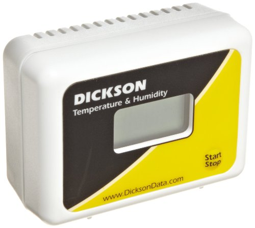 Dicksons TP425 Compact Temperature and Humidity Data Logg...