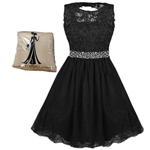 Black Short Homecoming Dresses Amazon