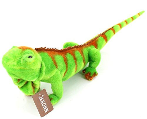 Wishpets 12 Iguana Stuffed Animal Plush Toy