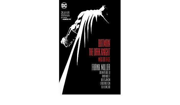 Batman: The Dark Knight: The Master Race (2015-2017) (Dark ...