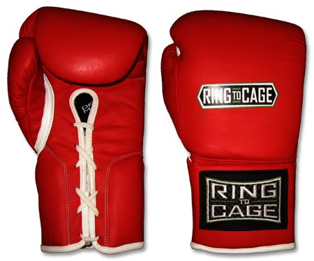 Ring to Cage Professional Fight Gloves for Boxing-12oz