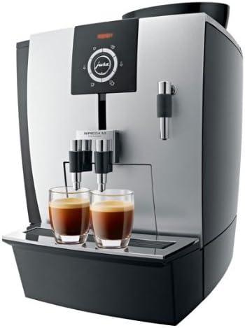 Jura Impressa XJ5 Professional Máquina espresso 4L 40tazas Plata ...