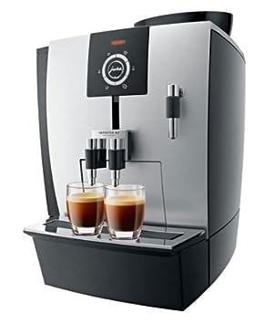 Jura Impressa XJ5 Professional Máquina espresso 4L 40tazas Plata - Cafetera (Máquina espresso, Plata, 4 L, 40 tazas, Granos de café, 15 bar): Amazon.es: ...