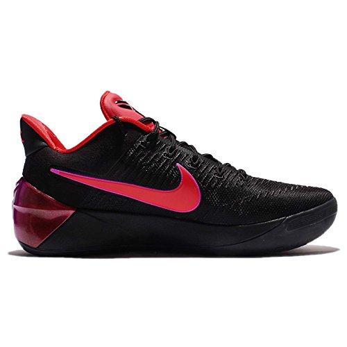 Nike Men\u0027s Kobe A.D. EP, BLACK/UNIVERSITY RED-HYPER VIOLET good