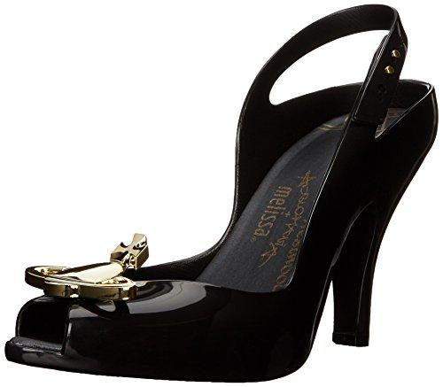 Vivienne Westwood Women's Lady Dragon Dress Pump, Black, 8 M US (Melissa Lady Dragon)