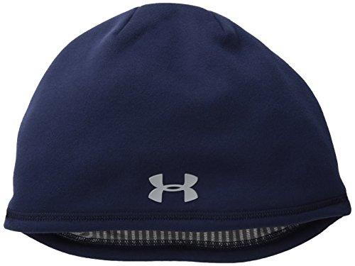 Under Armour Herren Elements 2.0 Beanie Sportswear-Hüte, Midnight Navy, OSFA