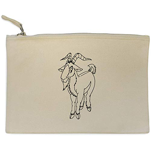 Goat' Accessori 'Smiling Azeeda cl00005737 pochette pochette custodia CC0qxOwF