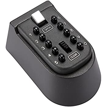 Amazon Com Master Lock Lock Box Electronic Wall Mount